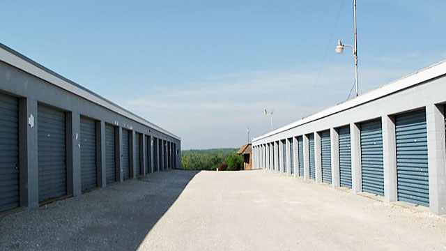 Rent Storage Units In St Louis Rent By The Month Or As